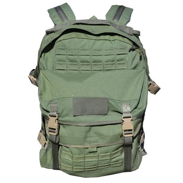 Виды современных военных рюкзаков