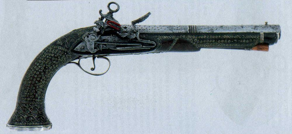 Неаполитанский офицерский пистолет