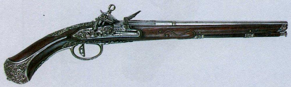 Северо-итальянский пистолет