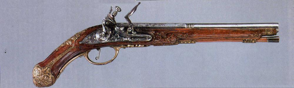 Пистолет из Центральной Италии