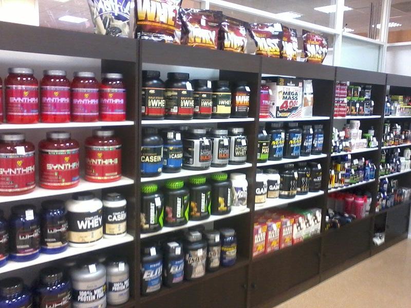 Спортивное питание и добавки при наборе мышечной массы