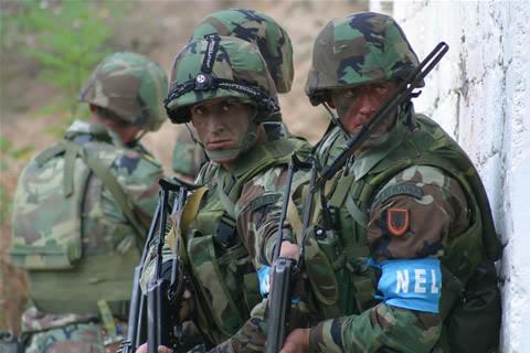 Вооружённые силы Республики Албания