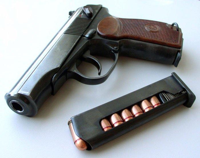 Путешествие со стрелковым оружием в багаже