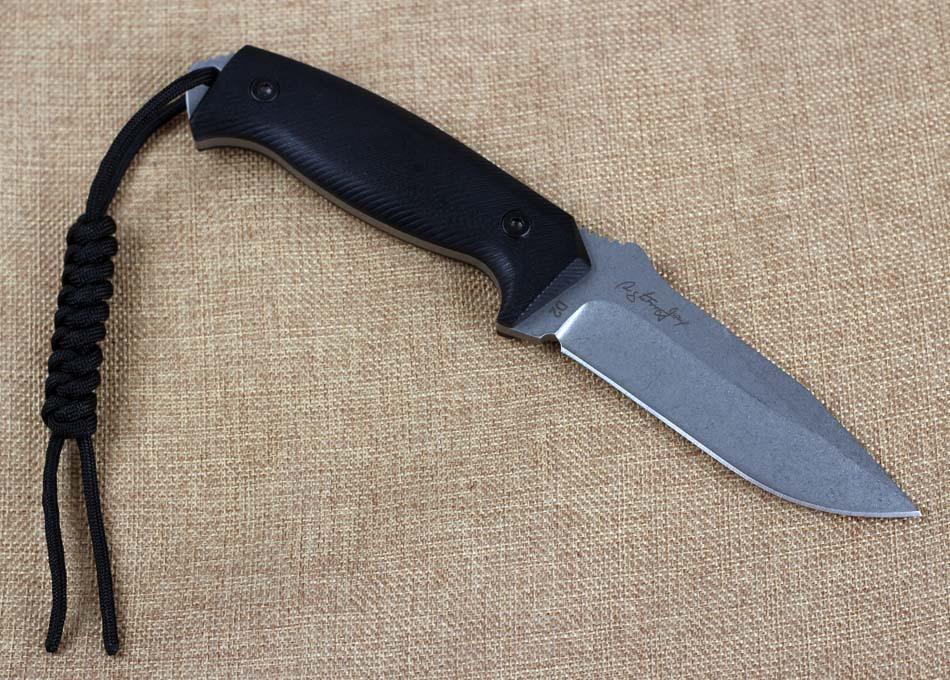 Ножи из стали D2