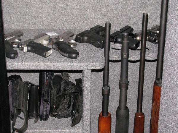Выбираем сейф под ружьё