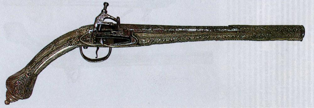 Албанский пистолет