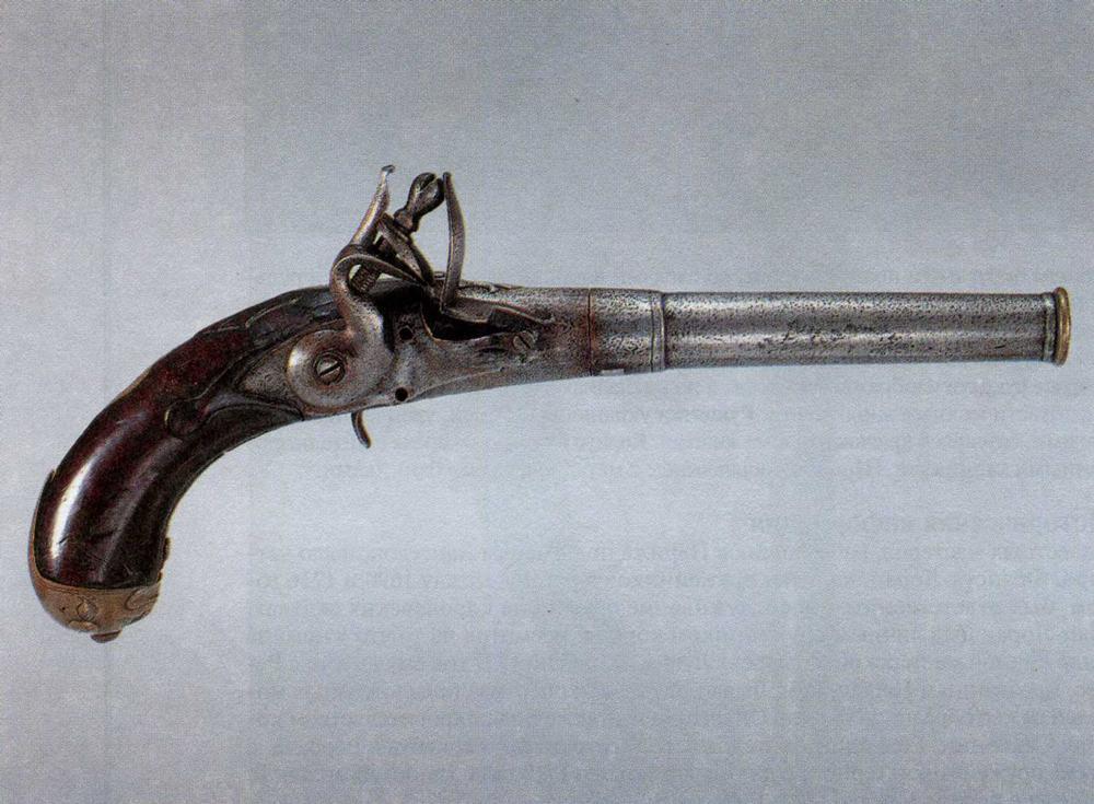 Пистолет «Королева Анна»